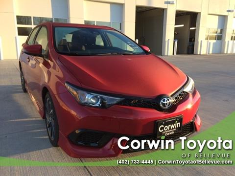 2018 Toyota Corolla iM for sale in Bellevue, NE