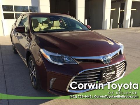 2018 Toyota Avalon Hybrid for sale in Bellevue, NE