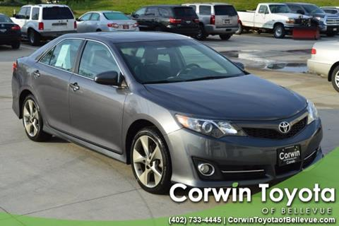 2014 Toyota Camry for sale in Bellevue, NE
