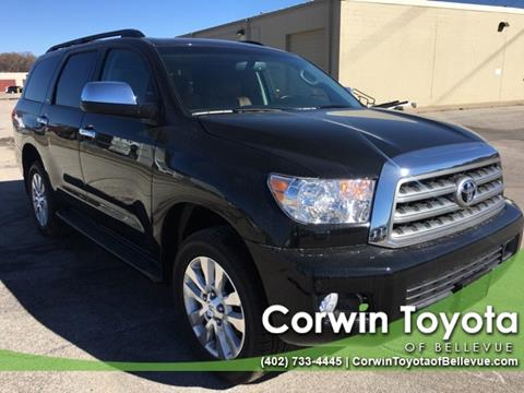 2017 Toyota Sequoia For Sale - Carsforsale.com