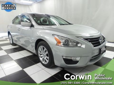 2014 Nissan Altima for sale in Fargo, ND