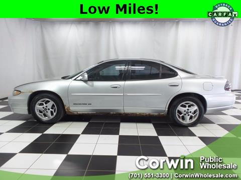 2003 Pontiac Grand Prix for sale in Fargo, ND