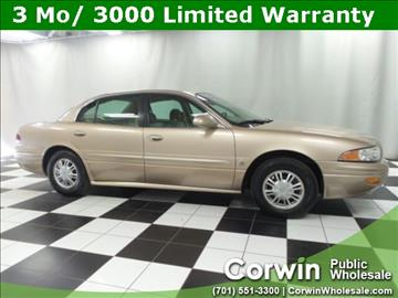 2005 Buick LeSabre for sale in Fargo, ND