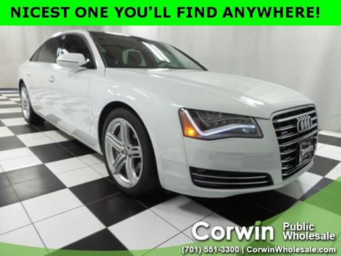 2013 Audi A8 L for sale in Fargo, ND