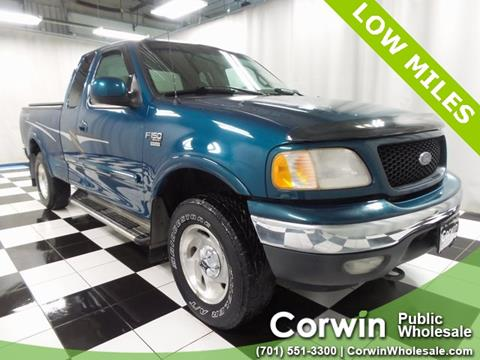 2001 Ford F-150 for sale in Fargo, ND