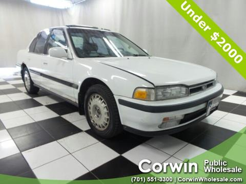 1991 Honda Accord for sale in Fargo, ND