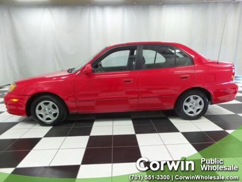 2004 Hyundai Accent for sale in Fargo, ND