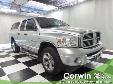 2007 Dodge Ram Pickup 1500 for sale in Fargo, ND