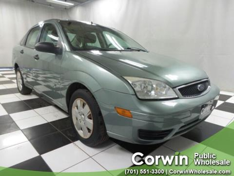 2006 Ford Focus for sale in Fargo, ND
