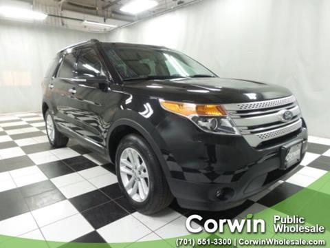 2014 Ford Explorer for sale in Fargo, ND