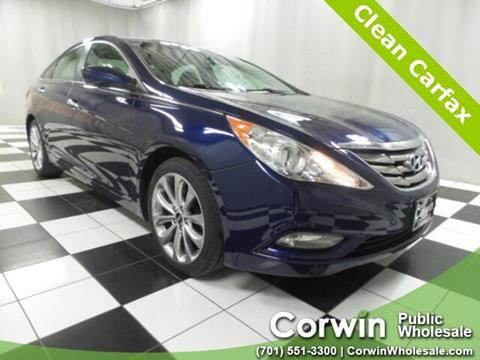2013 Hyundai Sonata for sale in Fargo, ND