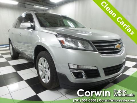 2014 Chevrolet Traverse for sale in Fargo, ND