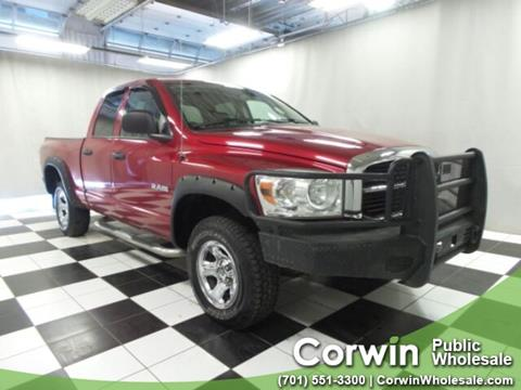 2008 Dodge Ram Pickup 1500 for sale in Fargo, ND