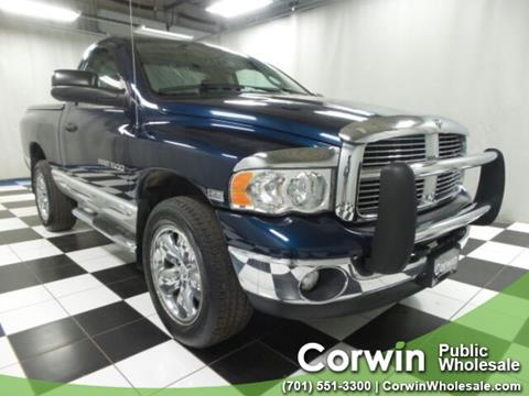 2005 Dodge Ram Pickup 1500 for sale in Fargo, ND