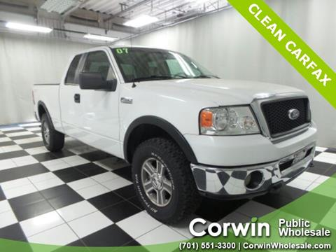 2007 Ford F-150 for sale in Fargo, ND