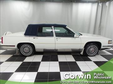 1987 Cadillac Fleetwood for sale in Fargo, ND