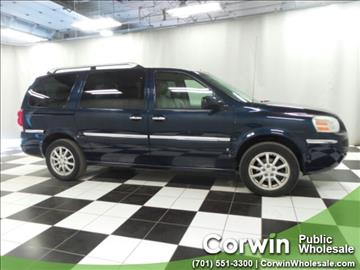 2005 Buick Terraza for sale in Fargo, ND