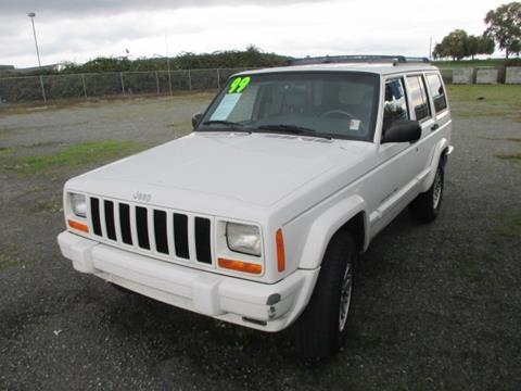 1999 Jeep Cherokee for sale in Oak Harbor, WA