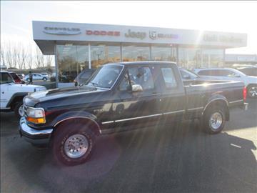 1993 Ford F-150 for sale in Oak Harbor, WA