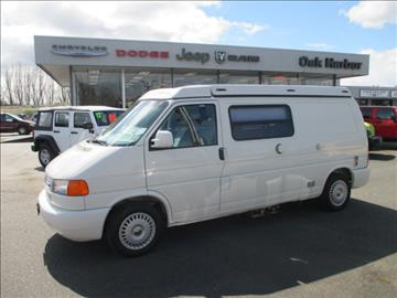 1997 Volkswagen EuroVan for sale in Oak Harbor, WA
