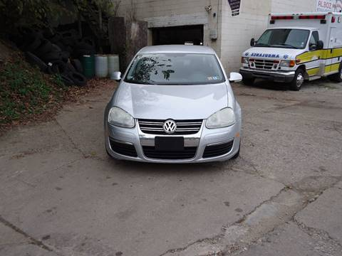 2006 Volkswagen Jetta for sale in Pittsburgh, PA