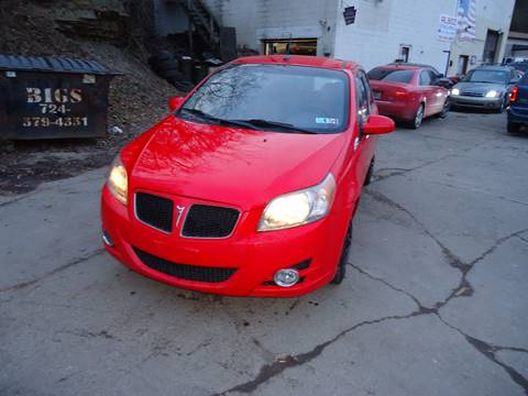 2009 Pontiac G3 for sale in Pittsburgh, PA