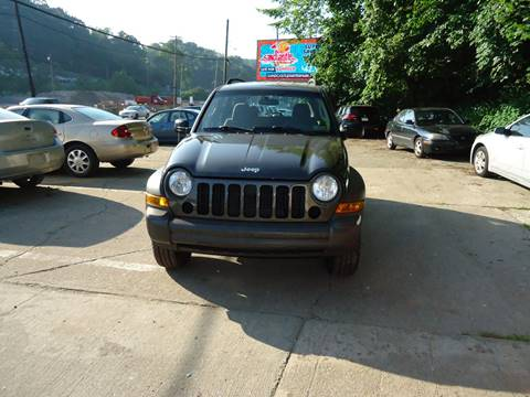 2006 Jeep Liberty for sale in Pittsburgh, PA