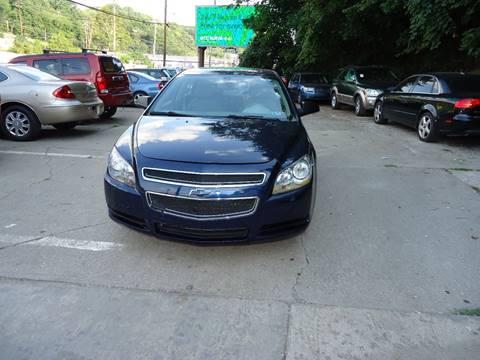 2010 Chevrolet Malibu for sale in Pittsburgh, PA
