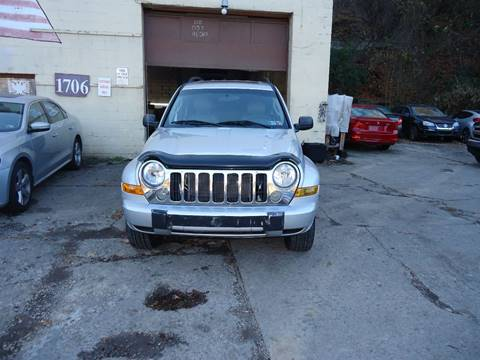 2005 Jeep Liberty for sale in Pittsburgh, PA