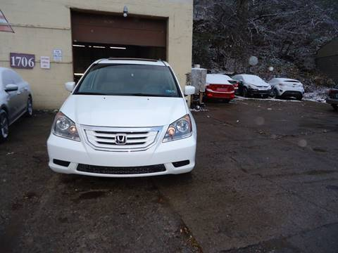 2009 Honda Odyssey for sale in Pittsburgh, PA