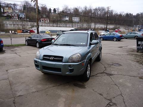 2006 Hyundai Tucson for sale in Pittsburgh, PA
