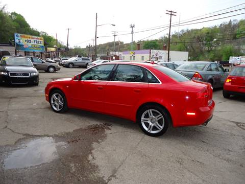 2007 Audi A4 for sale in Pittsburgh, PA