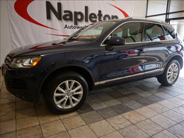 2014 Volkswagen Touareg for sale in Springfield, MO