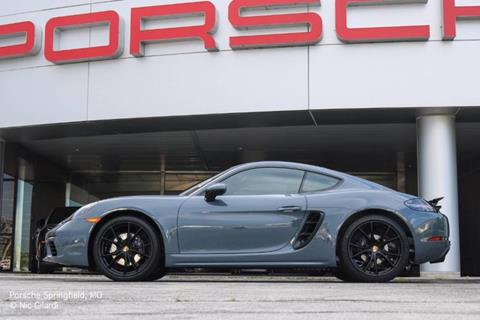 2018 Porsche 718 Cayman for sale in Springfield, MO