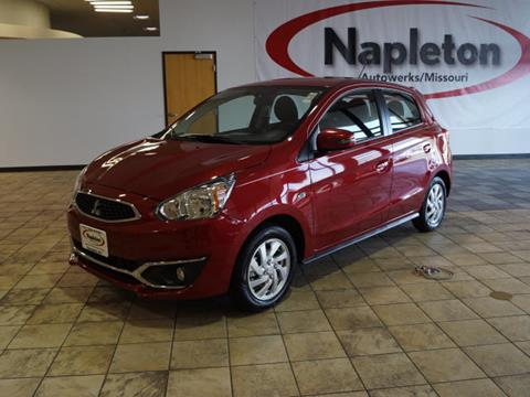 2017 Mitsubishi Mirage for sale in Springfield, MO