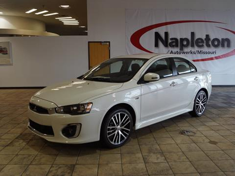 2017 Mitsubishi Lancer for sale in Springfield, MO