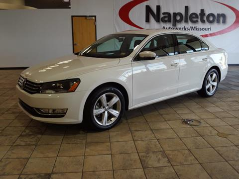 2015 Volkswagen Passat for sale in Springfield, MO