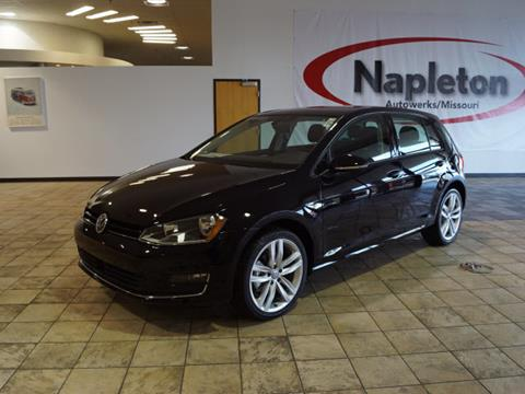 2017 Volkswagen Golf for sale in Springfield, MO