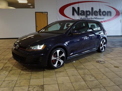 2017 Volkswagen Golf GTI for sale in Springfield, MO