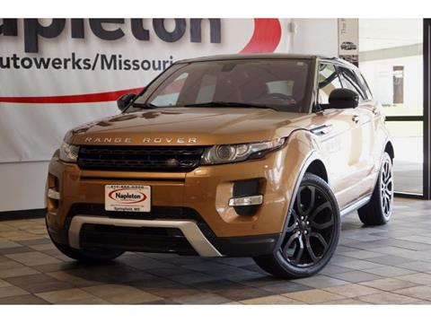 2015 Land Rover Range Rover Evoque for sale in Springfield, MO