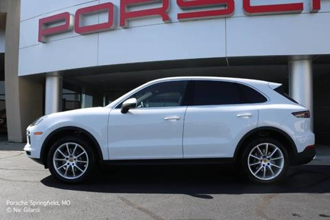 2019 Porsche Cayenne for sale in Springfield, MO