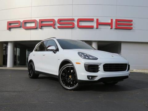 2015 Porsche Cayenne for sale in Springfield, MO
