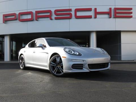 2014 Porsche Panamera for sale in Springfield, MO