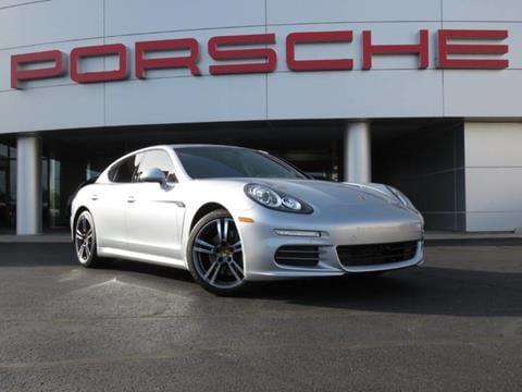 2014 Porsche Panamera for sale in Springfield, MO