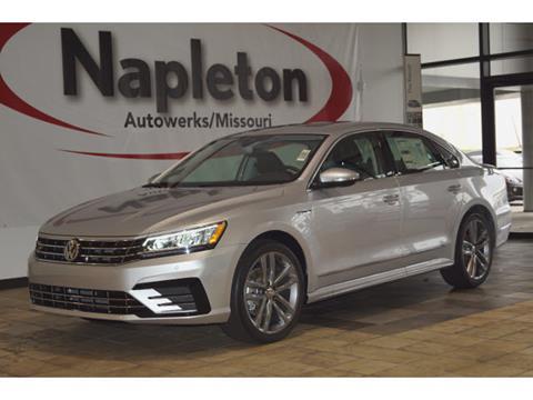 2019 Volkswagen Passat for sale in Springfield, MO