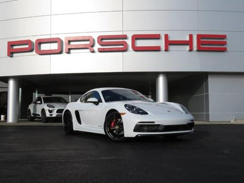 2019 Porsche 718 Cayman for sale in Springfield, MO