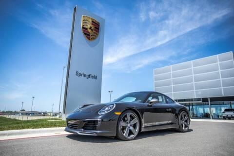 2019 Porsche 911 for sale at Napleton Autowerks in Springfield MO