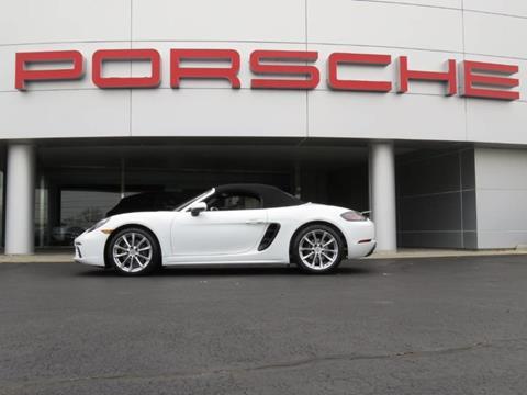 2019 Porsche 718 Boxster for sale in Springfield, MO