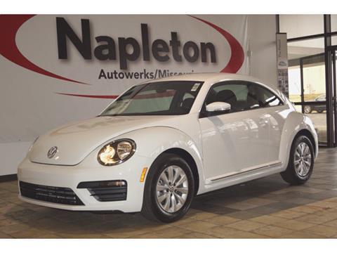 2019 Volkswagen Beetle for sale in Springfield, MO