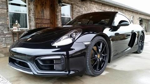 2016 Porsche Cayman for sale in Springfield, MO
